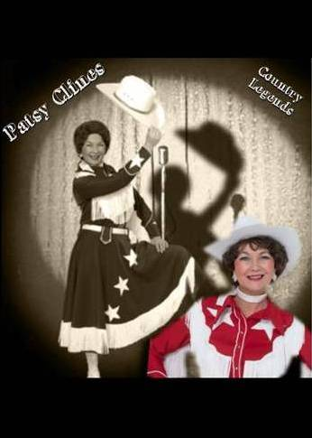 Patsy Cline Tribute artist Sue Lowry