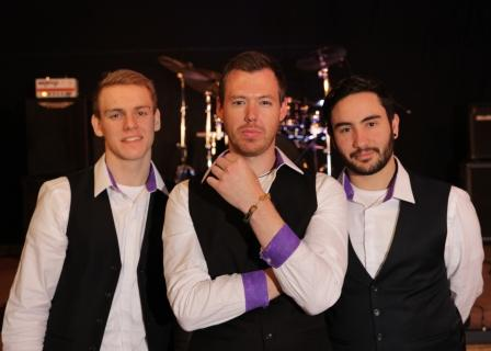 'Suite' a 3pce party band from Hampshire