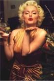 Marilyn Monroe lookalike Suzie Kennedy