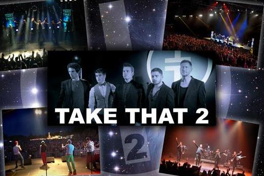 Take That 2 tribute band