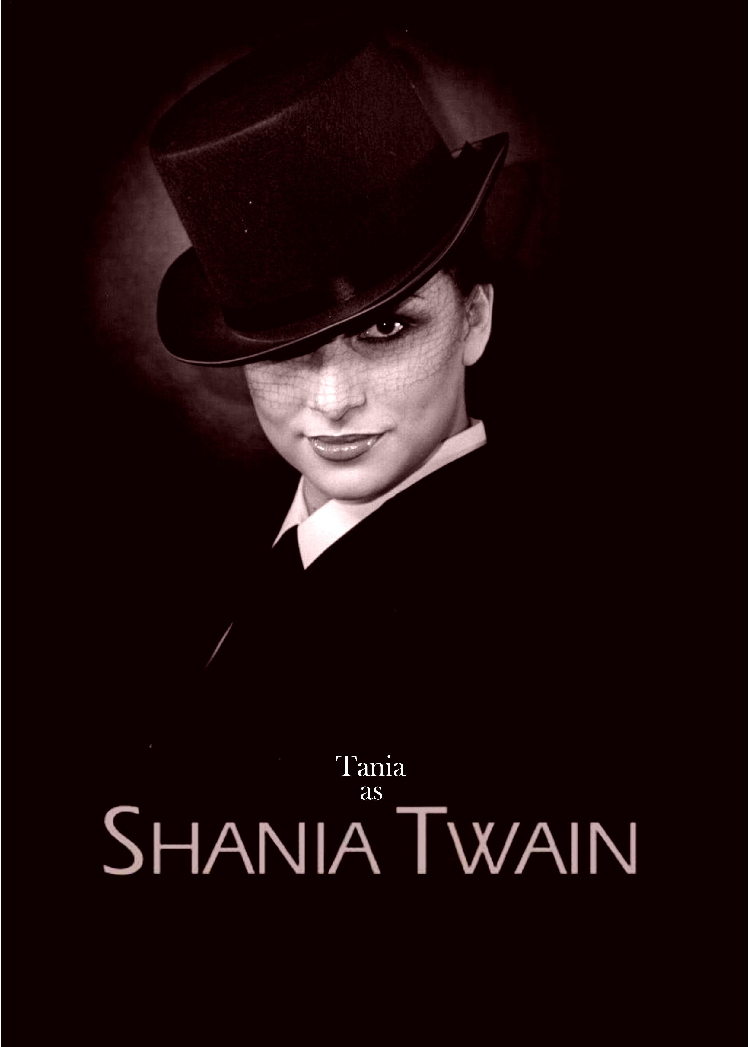 Tania Alboni as Shania Twain Tribute