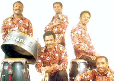 The Caribbeans Steel Band