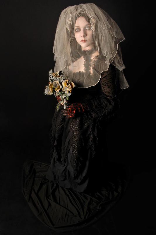 Demons Bride on stilts
