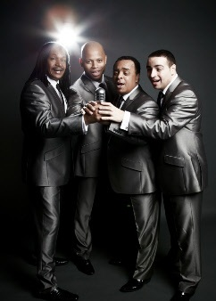 The Drifters tribute The Driftars