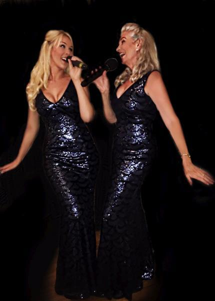 Soul Sirens duo, Sounds or Soul and Motown London and the South