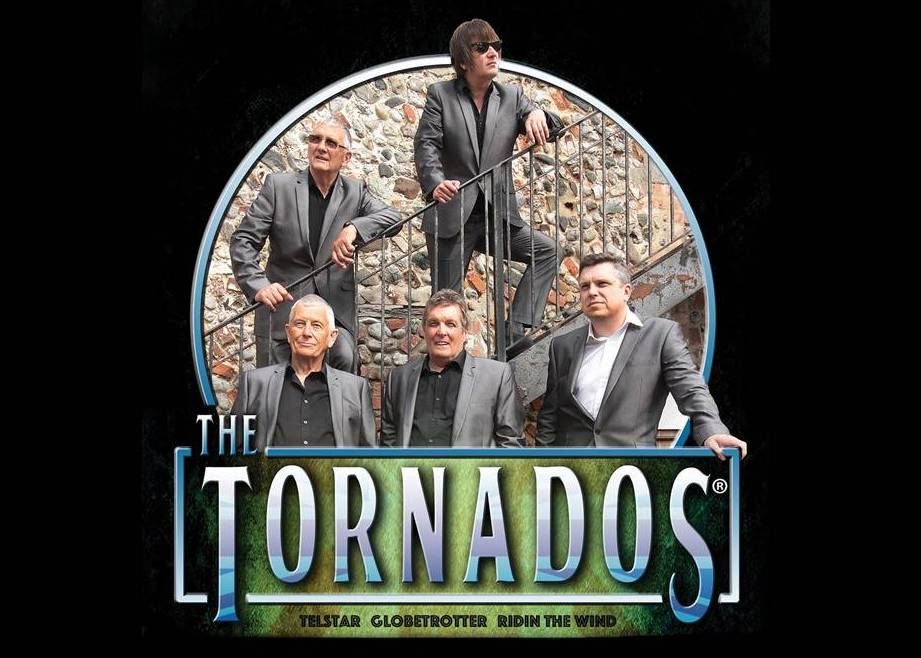 The Tornados 60s Original Band