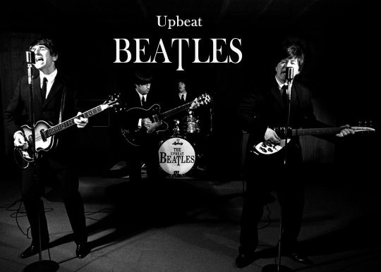 Beatles tribute The Upbeat Beatles