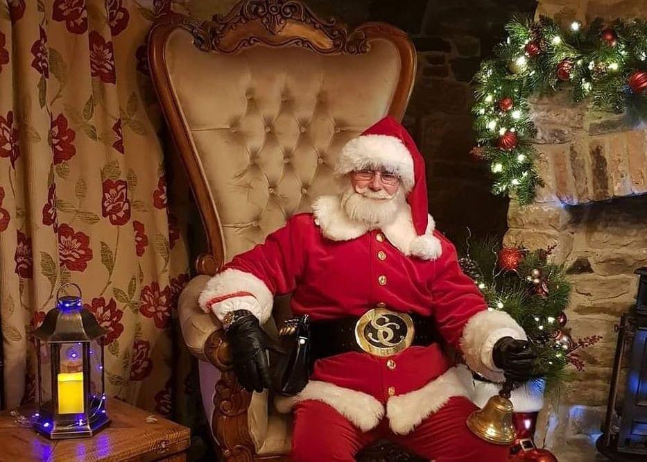 Virtual Santa's available via A.R.C. Entertainments