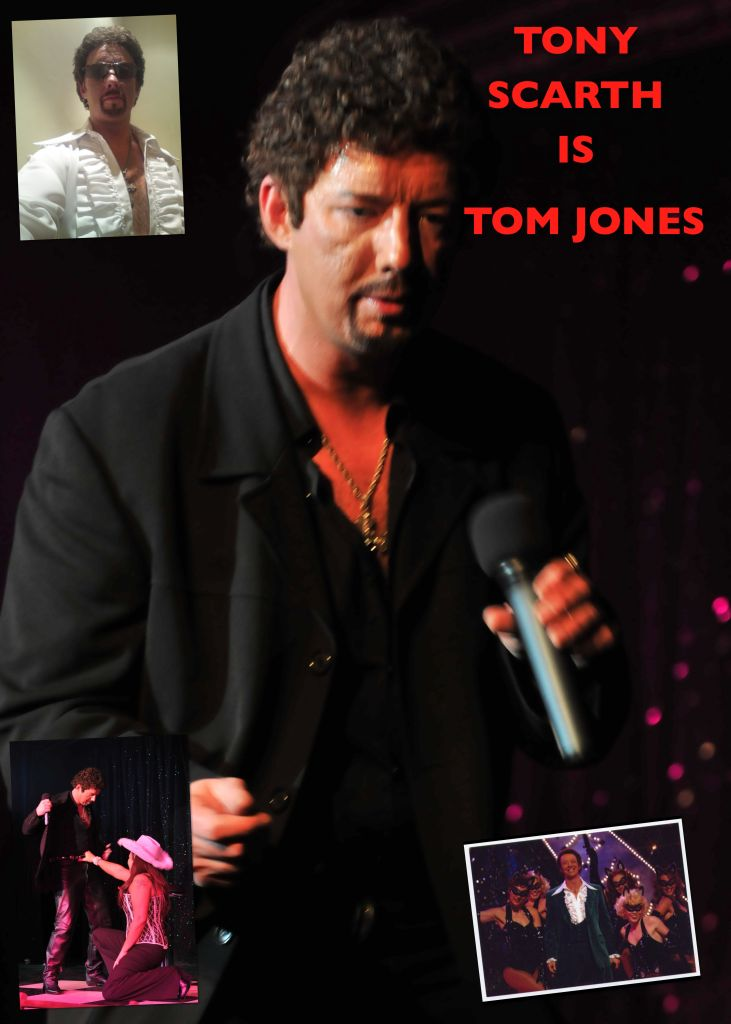 Tony Scarth - Tribute to Tom Jones