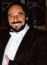 Pavarotti look-a-like & tribute