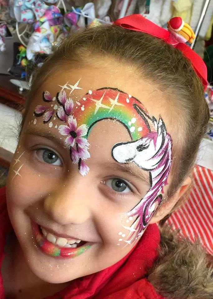 Faces Galore Face Painting Teesside