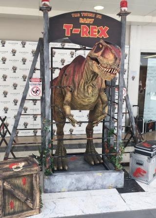 Baby T-Rex by Twins FX Dorset