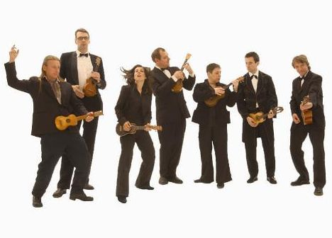 Ukelele Orchestra of Great Britain based in UK