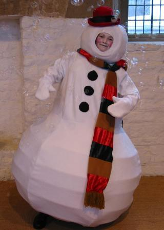 Walkabout Snowman