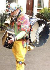 Vic Ellis - one man band based in East Sussex