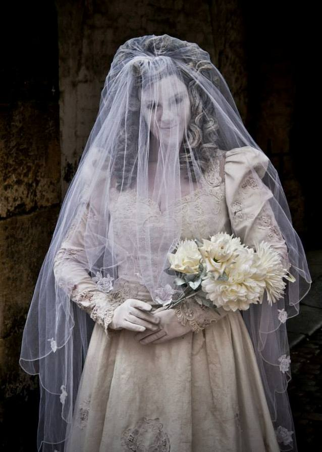 Mrs Faversham's Ghost Bride by Statuesque Physical Arts