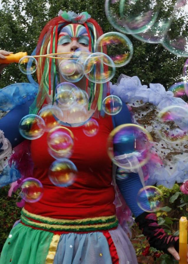Rainbow Fairy Walkabout