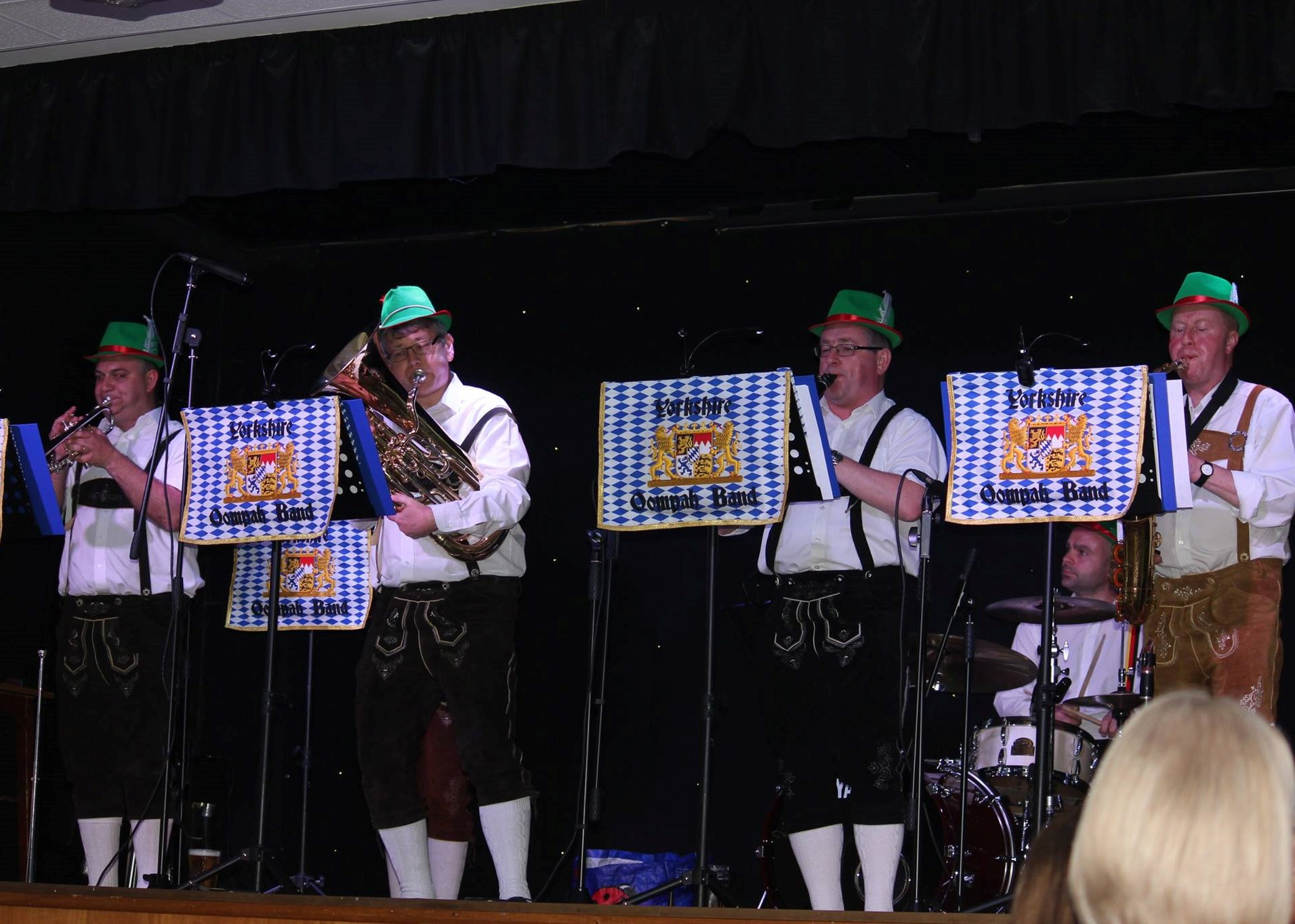 Yorkshire Oompah Band